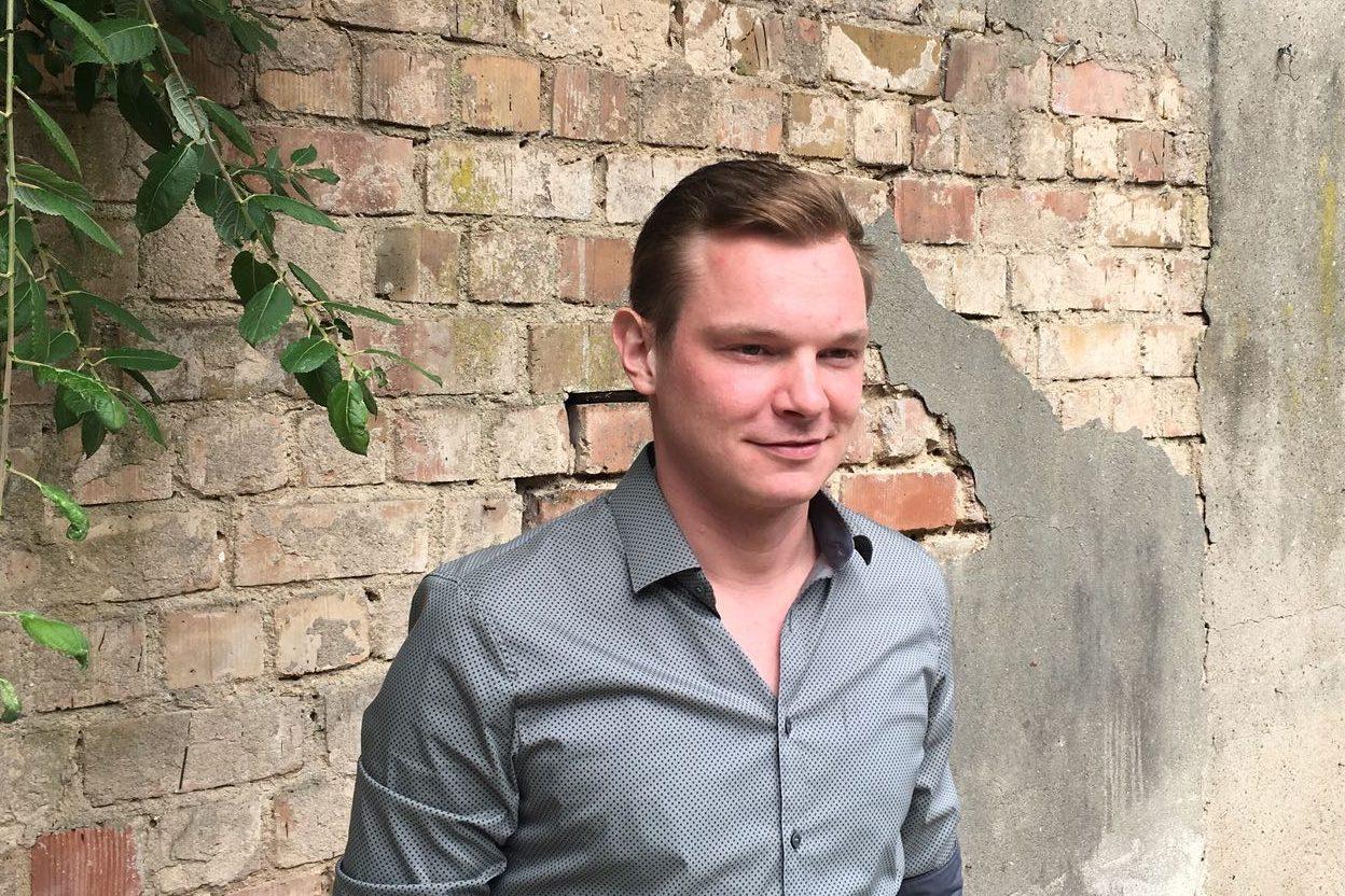 Henning Janssen für Garten Janssen