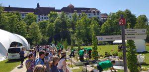 Zuschauer Landschaftsgärtnercup 2018