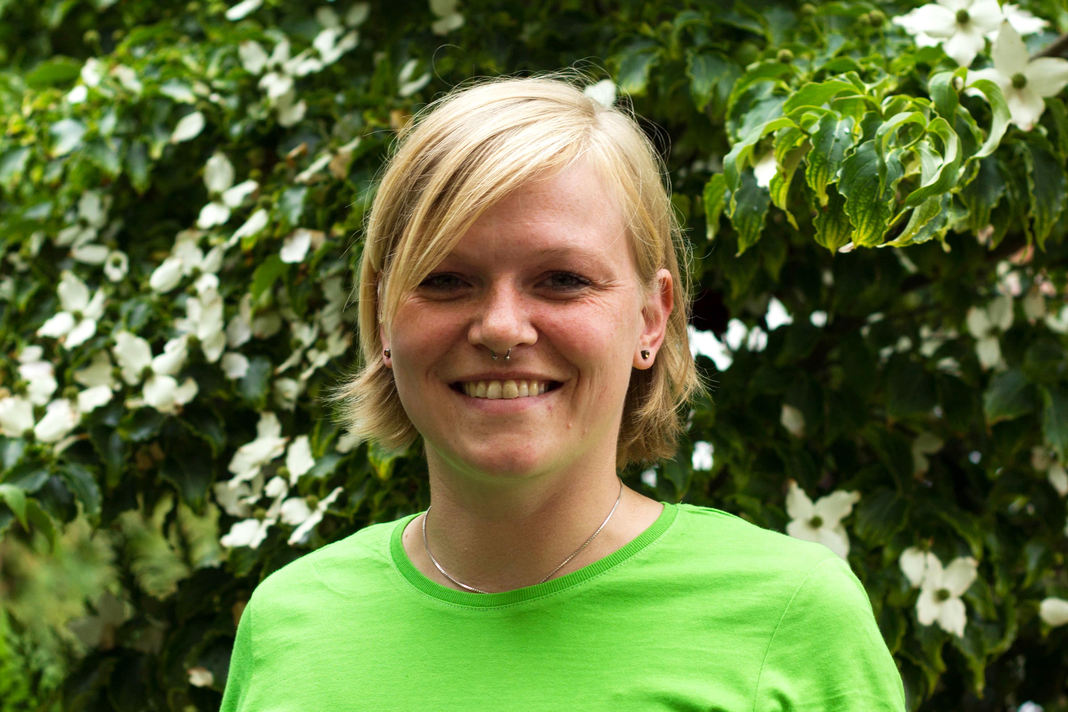 Sandra Janssen für Garten Janssen
